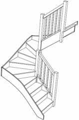 What Is Elements further Oak Utility Cart additionally Winder Staircase Layouts likewise How To Stain An Oak Banister html furthermore BTWEB38151. on white oak newel
