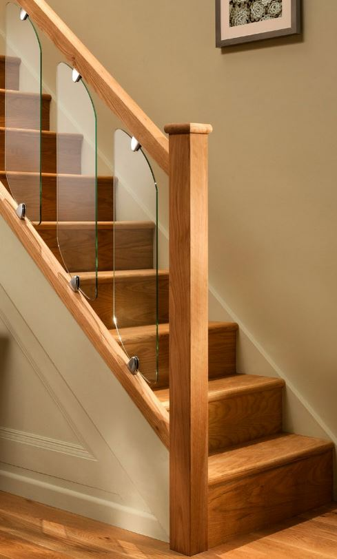 Clarity Glass Handrail And Baserails